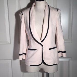 Yoana Baraschi Jackets & Coats - Yoana baraschi gorgeous vintage smoking jacket